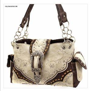 Handbags - WESTERN CONCEALED PURSE